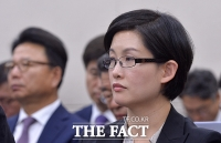 [TF포토] 복지위 국감 출석한 '조주연 맥도날드 대표'