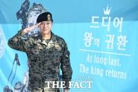 [TF포토] 이승기, '드디어 왕의 귀환'