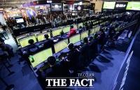 [TF포토] '최고의 게임만 모았다'…지스타 2017