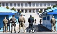 [영상] JSA 북한군 귀순 영상 보니…'영화 같은 긴박감의 연속'