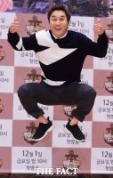[TF포토] '걱정은 이제 그만!'…건강한 모습으로 돌아온 김병만