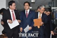 [TF포토] 김동연 부총리, '제가 설 자리는 어디에?'
