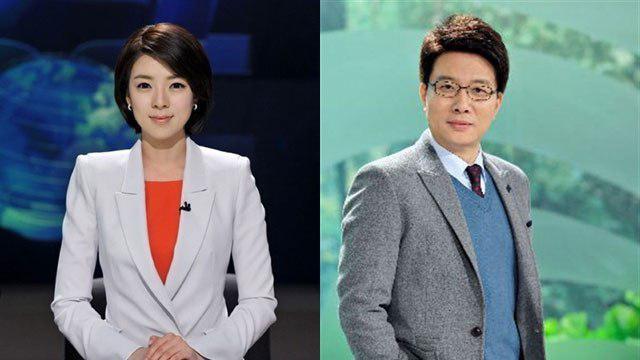 최승호 뉴스타파 PD가 7일 MBC 새 사장으로 선임된 가운데 신동호(오른쪽) MBC 아나운서국 국장과 배현진(왼쪽) 앵커의 거취가 주목 받고 있다. /MBC 제공