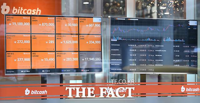 정부가 비트코인 등 가상화폐에 대한 규제 방안을 마련한 가운데 거래소와 투자자들은 두 팔 벌려 환영하는 분위기다. /이새롬 기자
