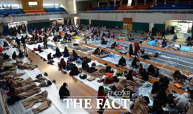 '집 걱정 덜어주는' 마이홈 '포항 지진 피해 혜택 확인하세요'