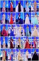 [TF포토] 화려한 드레스의 향연, '시선 강탈하는 세계미녀들'