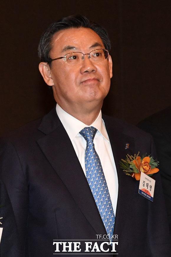 김태영 은행연합회 회장