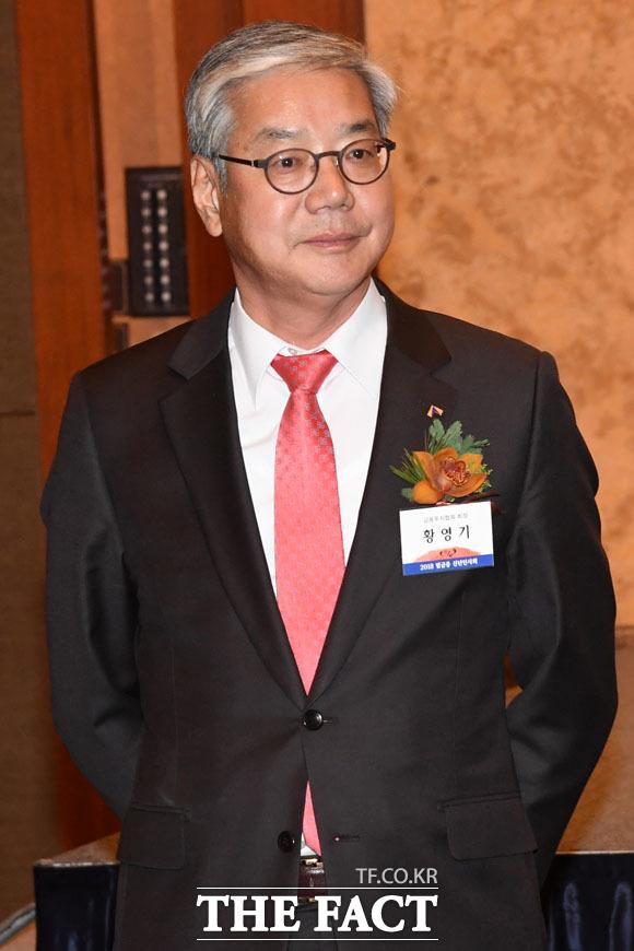 황영기 금융투자협회 회장