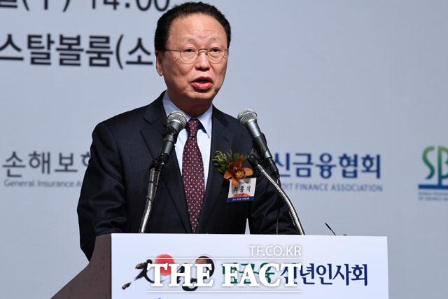최흥식 금융감독원장
