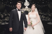'미녀와 야수' 류현진♥배지현, ★지인들 축복 받으며 결혼(종합)