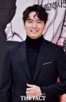 [TF포토] 이진욱, '반가운 미소'