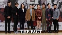 [TF포토] '리턴' 이진욱-고현정-신성록, '명품배우 총집합'