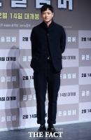 [TF포토] '멋짐 폭발' 강동원의 열연…영화 '골든슬럼버'