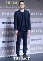 [TF포토] 김성균, '한결 슬림해진 모습'