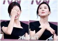 [TF포토] 이보영, '애써 참는 눈물'