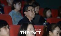 [TF영상] 서울대 학생들, 선배들과 영화 '1987' 관람