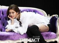 [TF포토] 수지, 섹시하게 돌아온 '국민 첫사랑'