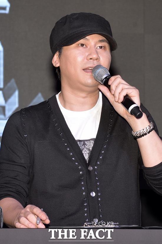 YG 양현석이 구속될 위기에 처한 이주노를 위해 남모르게 채무를 변제하고 재판부에 선처를 위한 탄원을 해준 것으로 알려졌다. /더팩트 DB