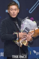 [TF포토] '사랑꾼' 설경구, '아내 송윤아에게 감사'
