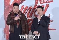[TF포토] '냉부해' 레이먼킴-정호영, '김지우 응원 왔습니다!'