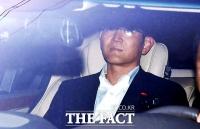 [TF포토] 집행유예 선고…'긴장 풀린 이재용 부회장'