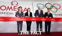 [TF포토] 오메가, 2018 평창 동계올림픽 서울 전시 기념행사 개최