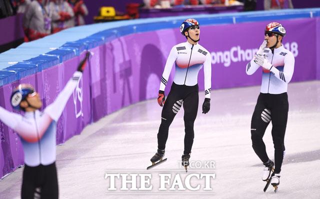 남자 5000m 결선 진출!