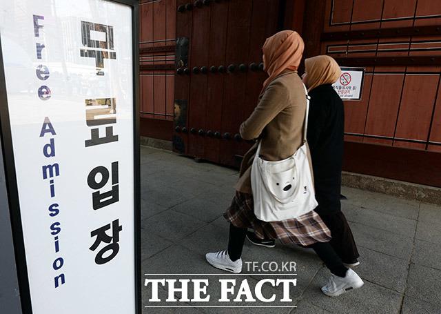 설 연휴 기간에는 서울 4대 궁과 종묘 입장이 무료!