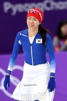 [2018평창] <속보> '빙속 여제' 이상화, 아름다운 '은메달'