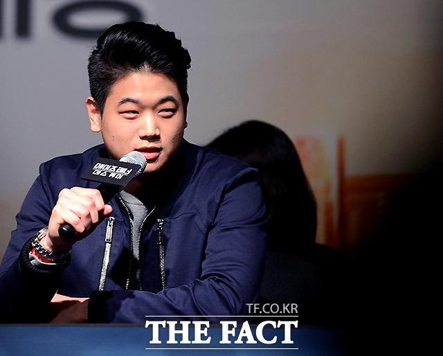 더팩트 단독 보도로 알려진 한국계 미국인 배우 이기홍은 아직 출연을 놓고 고심 중이다. /더팩트 DB