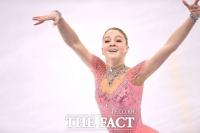 [TF포토] 환한 미소짓는 마리아 소츠코바