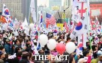 [TF초점] 삼일절 대규모 태극기집회…'독립' 아닌 '애국'?