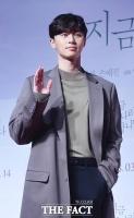 [TF포토] 박서준, '영화관 들썩이게 만드는 대세남'
