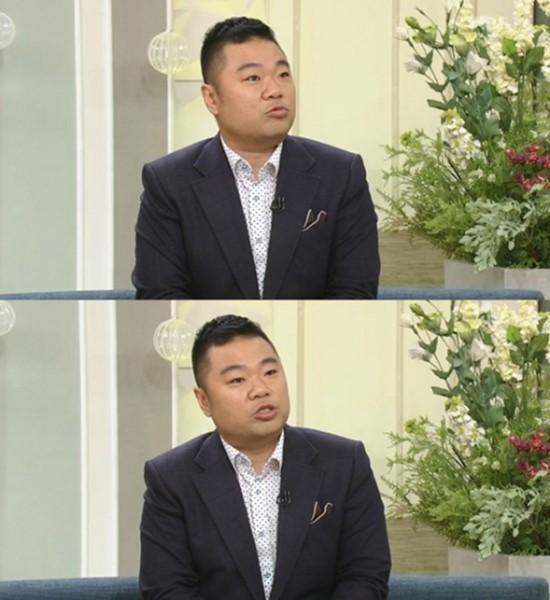 개그맨 정종철이 13일 오전 아침마당에서 마빡이로 전성기를 달리던 중에 요리하는 남자로 변신한 사연을 밝혔다. /KBS 2TV 아침마당 방송 화면 캡처
