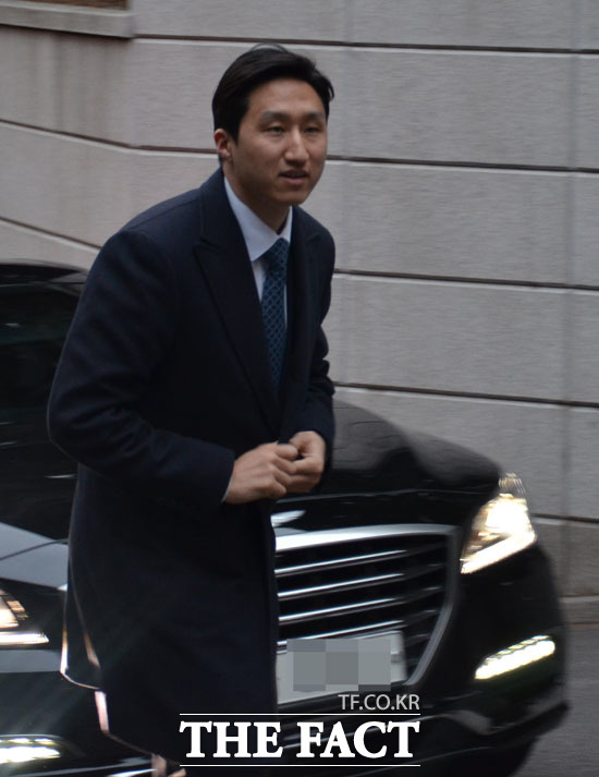 '고 정주영 명예회장 17주기' 정몽구 회장 자택으로 모인 범현대가