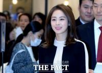 [단독] 김태희 출산 후 29일 첫 공식 행사…연예계 복귀 시동