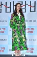[TF포토] 송지효, '아무나 소화하기 어려운 드레스'