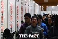[TF포토] '취업문 똑똑~' 북적이는 신세계&파트너사 채용박람회