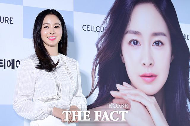 [TF포토] 김태희, '아름다운 천사 미소'