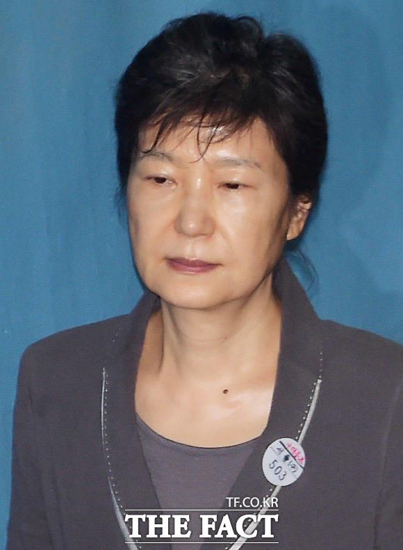 북한 매체가 박근혜 전 대통령에 대해 징역 24년 등을 선고한 1심 판결 내용을 선고 하루 만에 보도했다. /더팩트DB