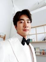 배우 김태근, 스켈레톤 윤성빈과 광고 모델 호흡