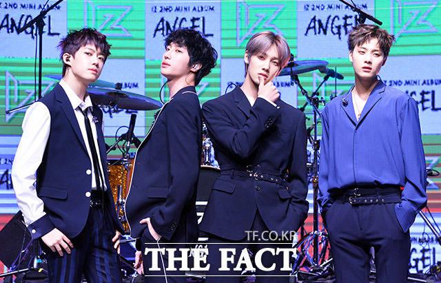 준영, 지후, 현준, 우수(왼쪽부터)