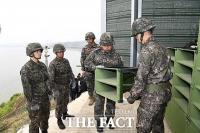 [TF포토] 55년 만에 대북 확성기 철거…'DMZ 평화지대' 첫 조치