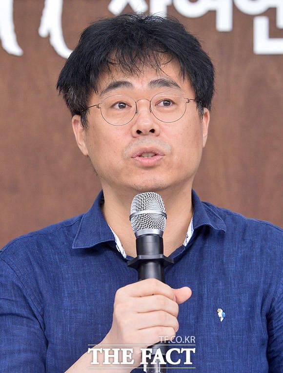 김경율 참여연대 경제금웅센터 소장