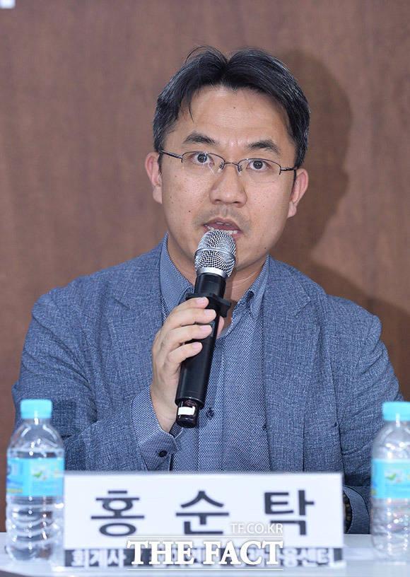 홍순탁 참여연대 경제금융센터 실행위원