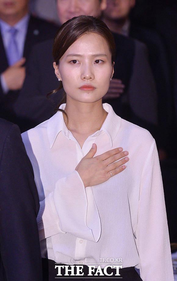 컬링 김은정 선수