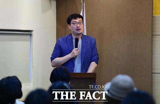 최준호 환경운동연합 사무총장