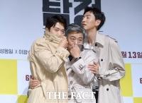[TF포토] '코믹연기 고수들이 모였다!'…영화 '탐정:리턴즈'