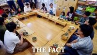 [TF사진관] 박원순, 달걀은 반숙~'숨겨왔던 요리실력 공개'