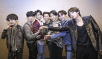 방탄소년단, 2년 연속 빌보드 수상